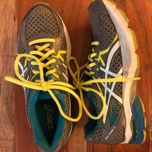 ASICS 504 Women's Gel-Flux 3 Running Shoe Sz 6.5